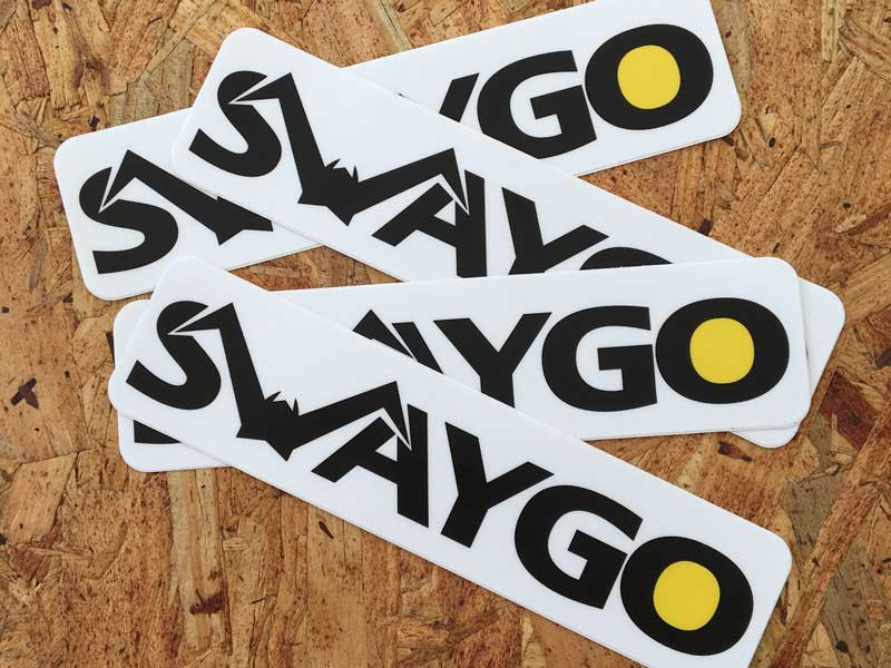 Swaygo logo sticker