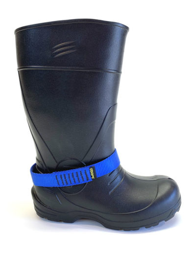 Blue Chicken Loop on Boot