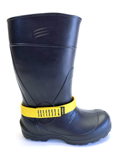 Yellow Chicken Loop On Boot